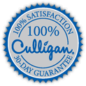 Culligan Water Seal of 100% Satisfaction